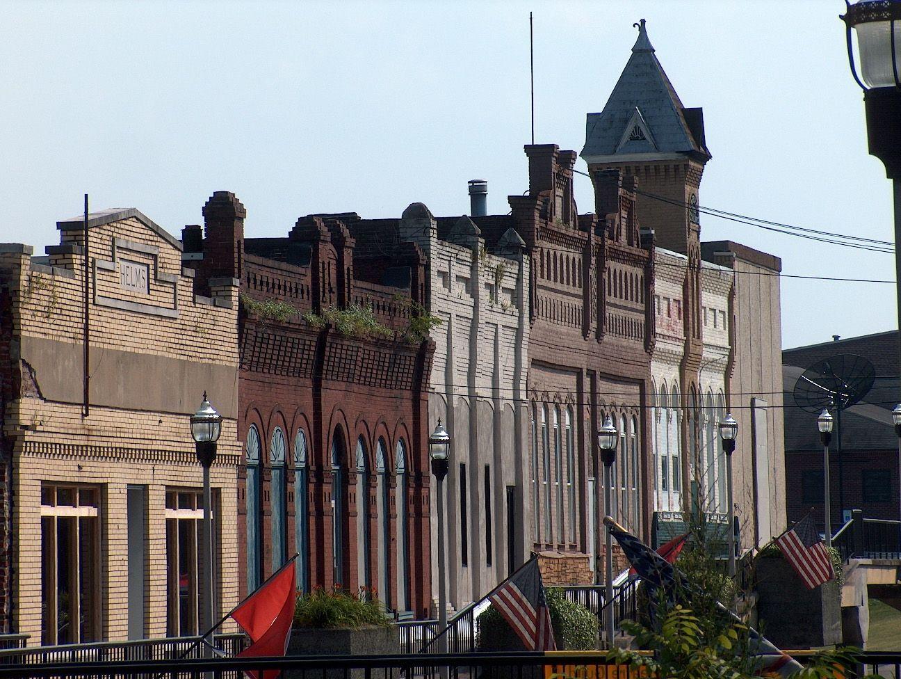 Main street in morristown tn morristown tennessee