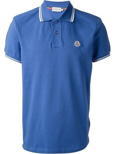 Moncler Camisas azul