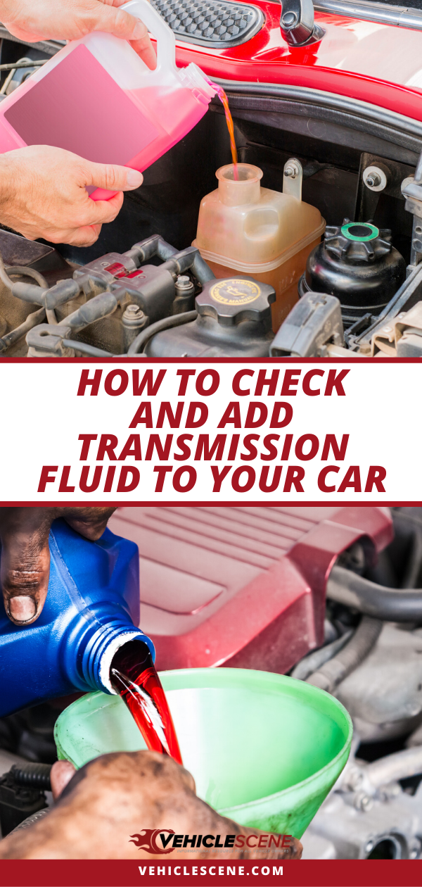 How to Check and Add Transmission Fluid To Your Car   Car repair service, Vehicle care, Transmission