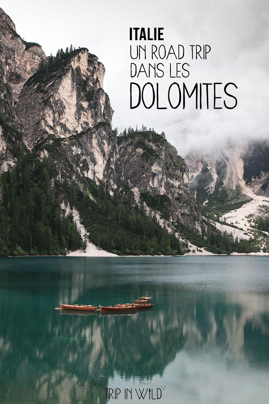 Une semaine dans les Dolomites