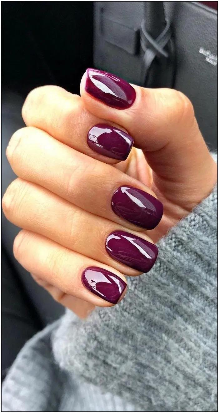 153 most beautiful short nails designs page 37 | Armaweb07.com