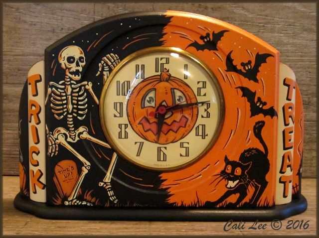 Perfect piece to know when the witching hour has arrived Cali Lee
