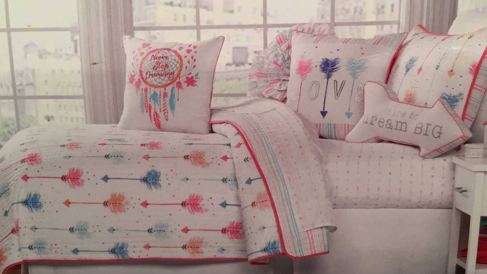 twin quilt sheets pillow bedding set