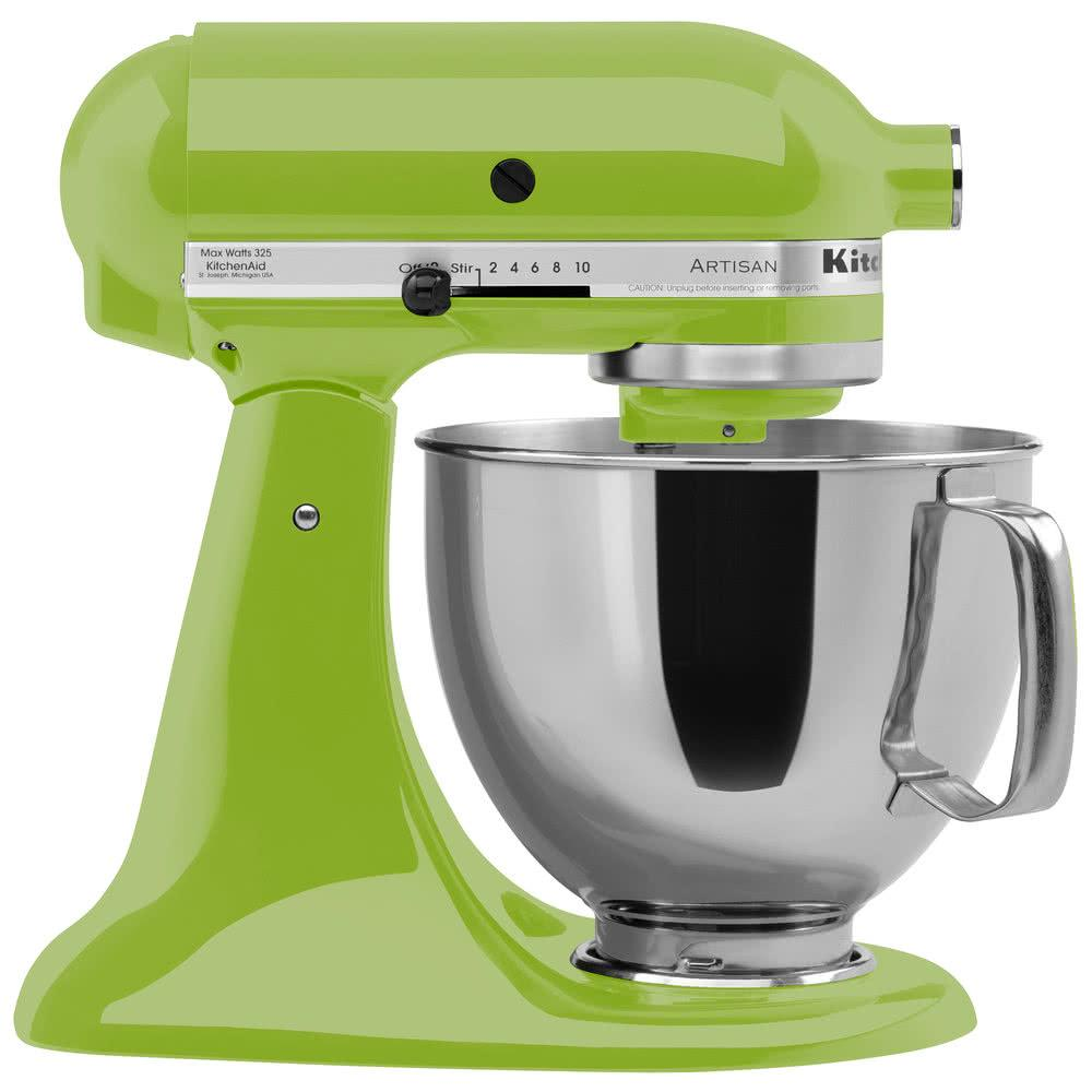 deep green kitchenaid artisan series 5 qt stand mixer with pouring rh pinterest com