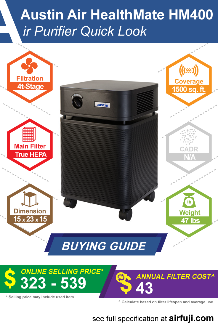 Austin Air HealthMate Review Austin air purifier, Air