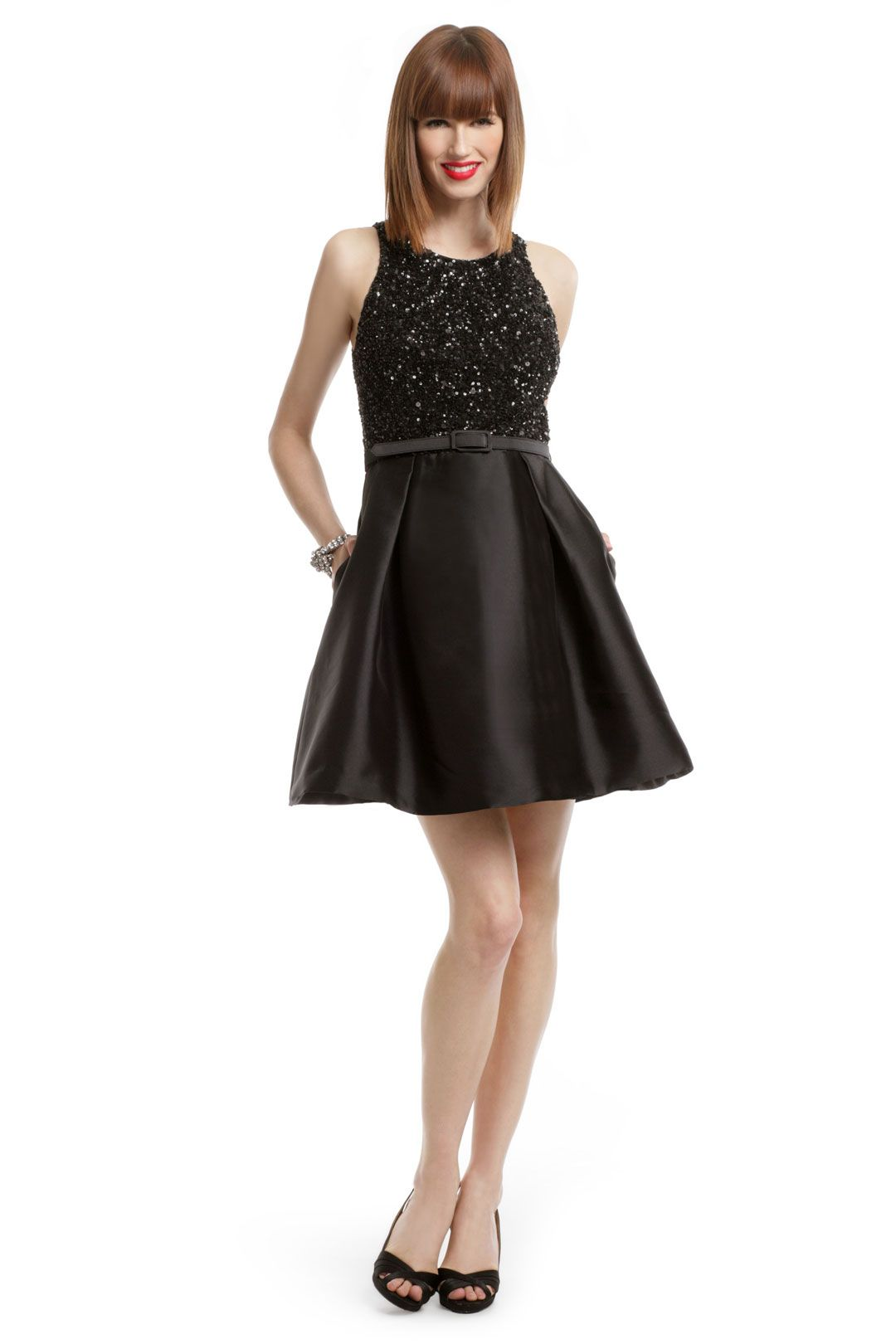Old+Hollywood+Dresses | Old Hollywood Sequin Dress by Theia at $100 ...