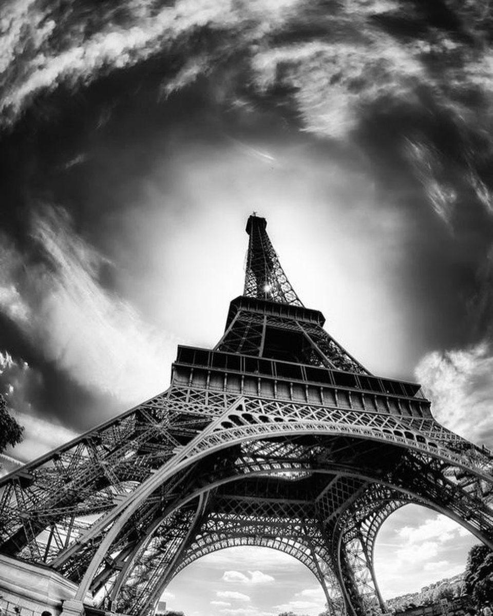 Random Inspiration 370 Ultralinx Eiffel Tower Tower Photo