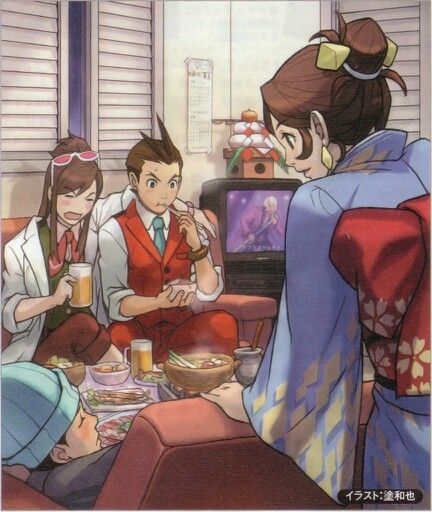 60 Best Ace Attorney Images Ace Phoenix Wright Attorneys