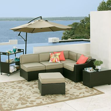 Cindy Crawford Malibu Patio Furniture Jcpenney House