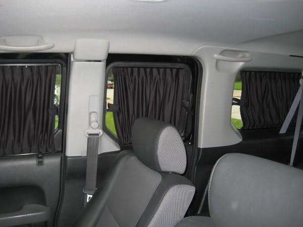 honda element interior privacy curtain curtain menzilperde net. Black Bedroom Furniture Sets. Home Design Ideas