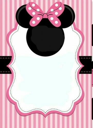 Pin En Minnie