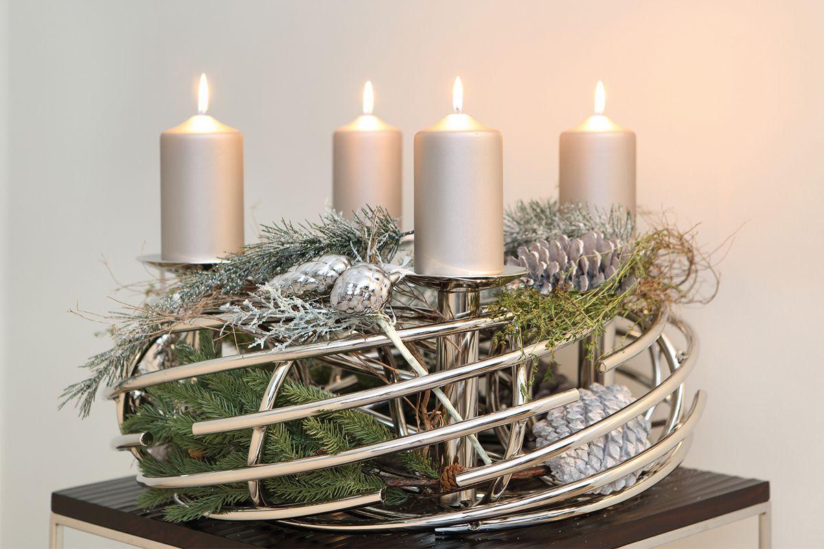 bildergebnis f r adventskranz metall dekorieren adventskranz pinterest. Black Bedroom Furniture Sets. Home Design Ideas