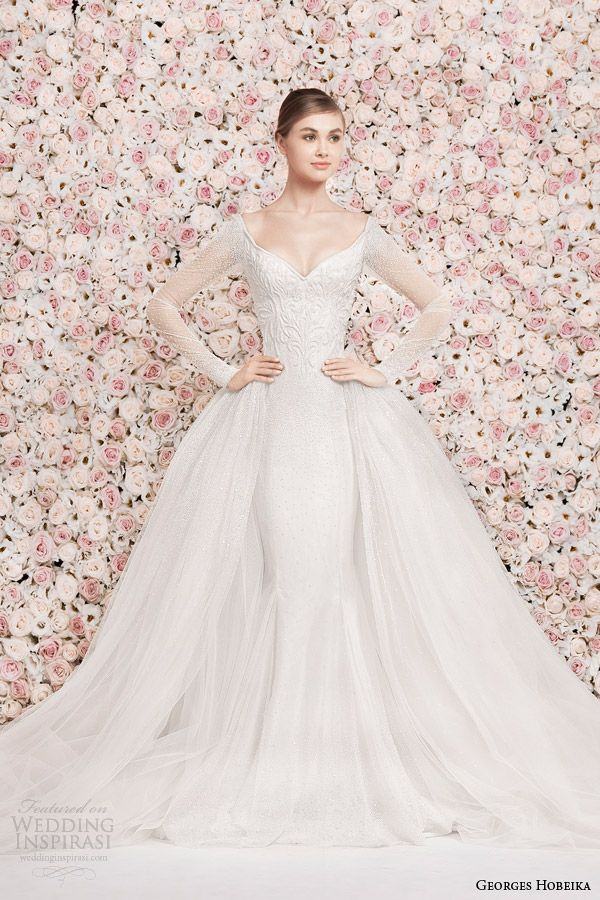 Georges Hobeika Wedding Dresses Spring 2014 Collection | Wedding ...