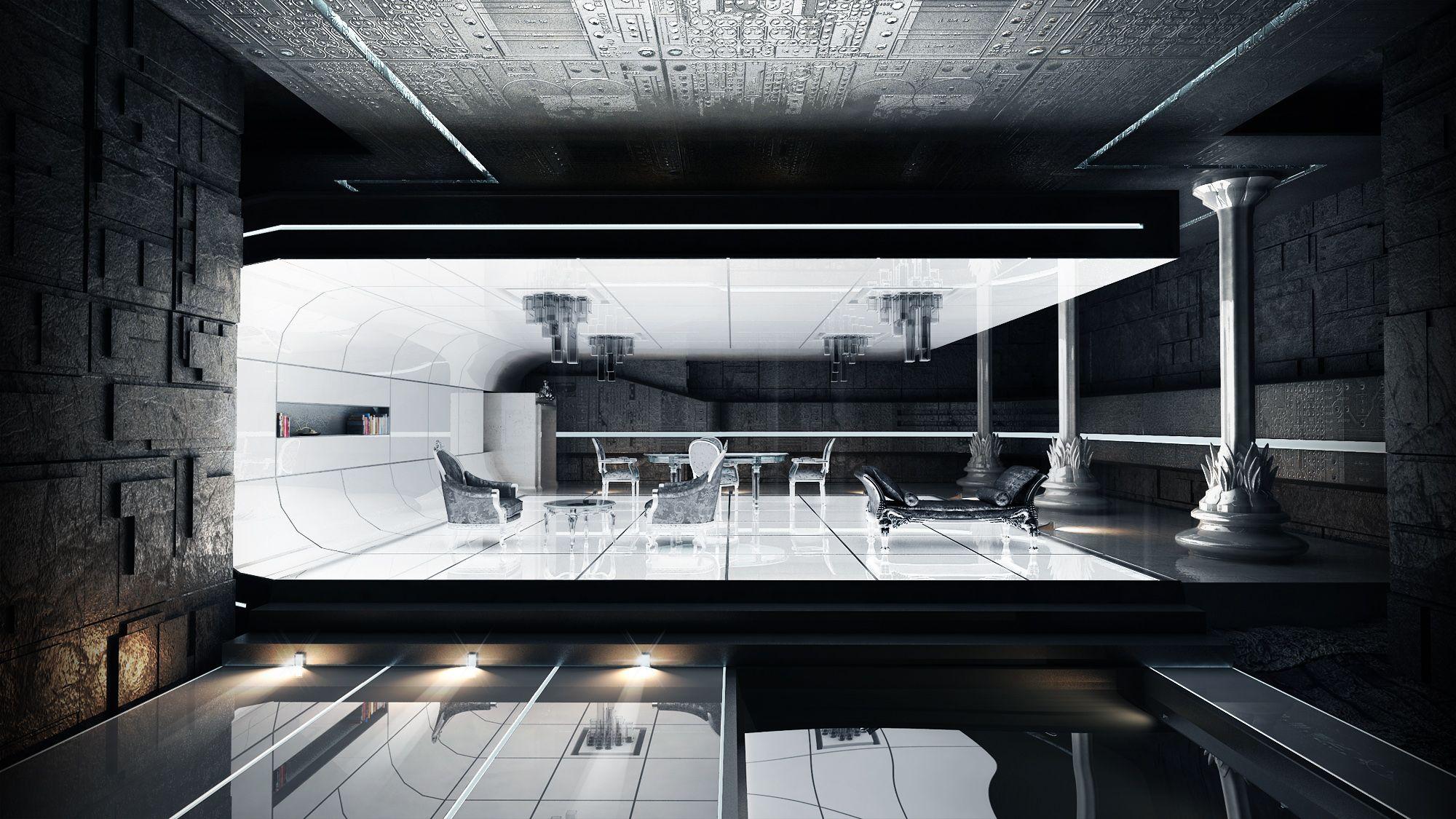 tron interior | Архитектура, жилое пространство | Pinterest ...