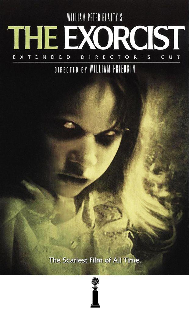 El Exorcista The Exorcist 1973 Estados Unidos Direccion William Friedkin Globo De Oro A La Mejor Pelicula Exorcist Movie Scary Films Best Horror Movies