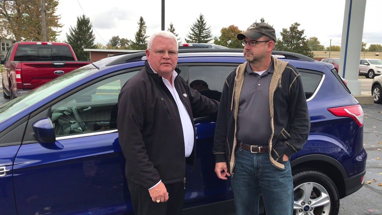Brian From Hicksville At Statewide Ford Lincoln Ford Van Wert