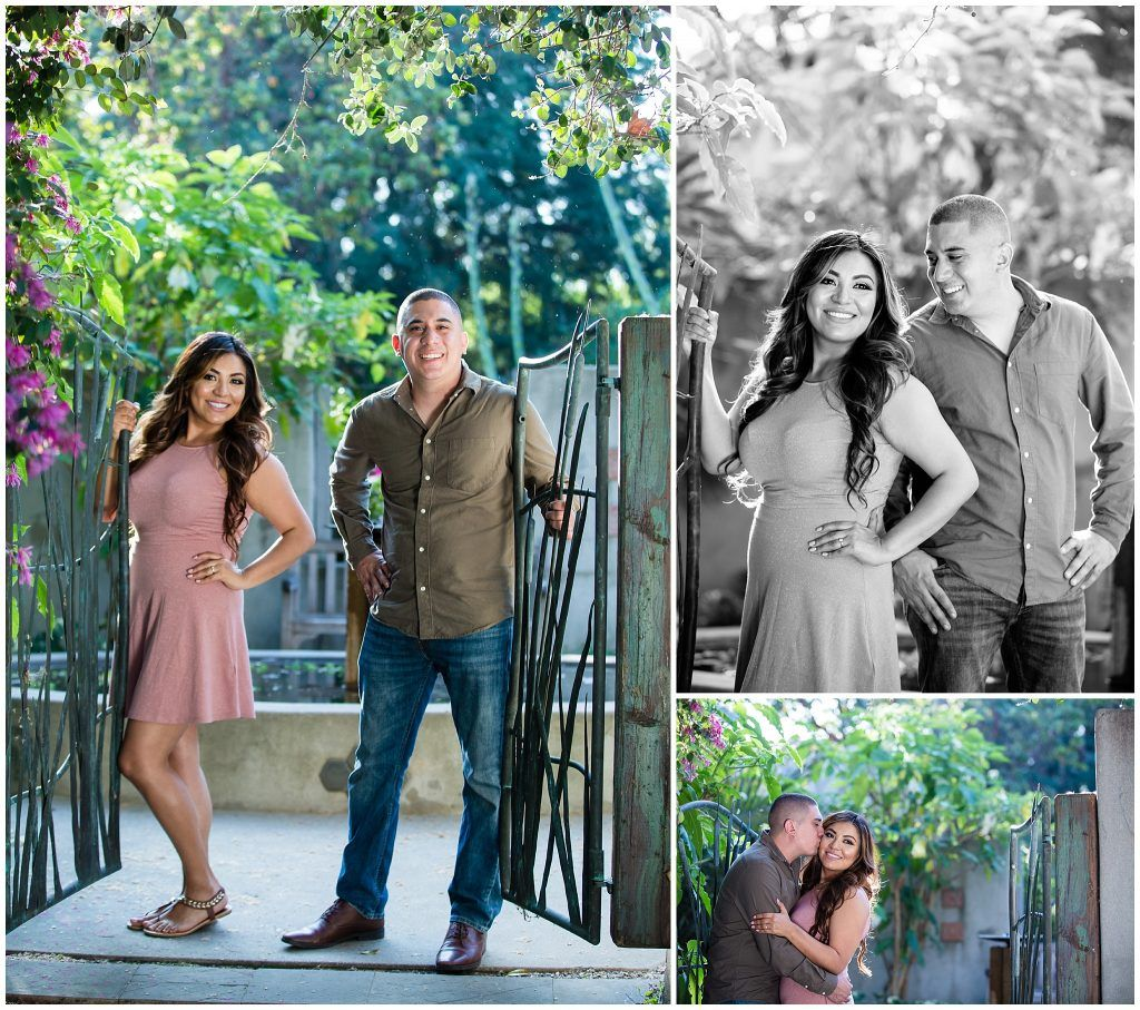 Los Angeles Arboretum Engagement: Navid loves Carla » Story In Time