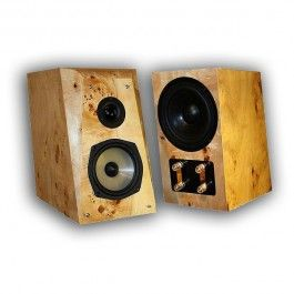Napa Acoustic Bow 3 2 Way Bookshelf Pair Speakers 999