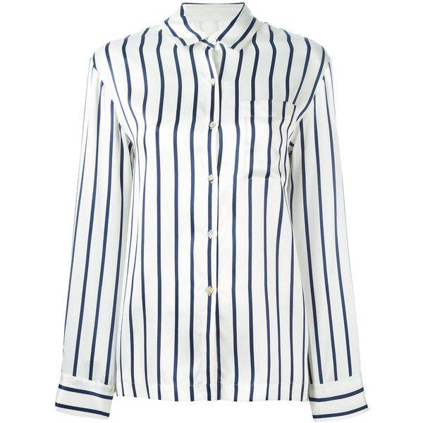 e2a36940335c4 Asceno Modern pyjama shirt ( 146) ❤ liked on Polyvore featuring intimates