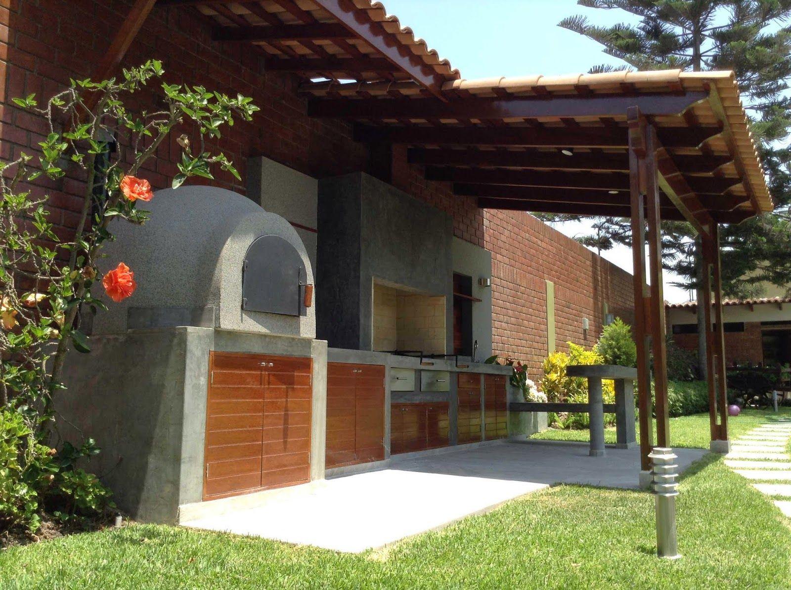 Oniria: Antes y Después: Parrilla Remodelada | casa | Pinterest ...