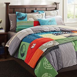 Boys\' Quilts, Boys\' Bedding Quilts & Sports Quilts | PBteen ...