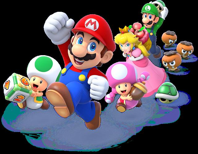 Mama Decoradora Super Mario Bros Png Descarga Gratis Imagenes De Mario Bros Transparentes Mario Bro Super Mario Bros Party Mario And Luigi Mario Bros Party