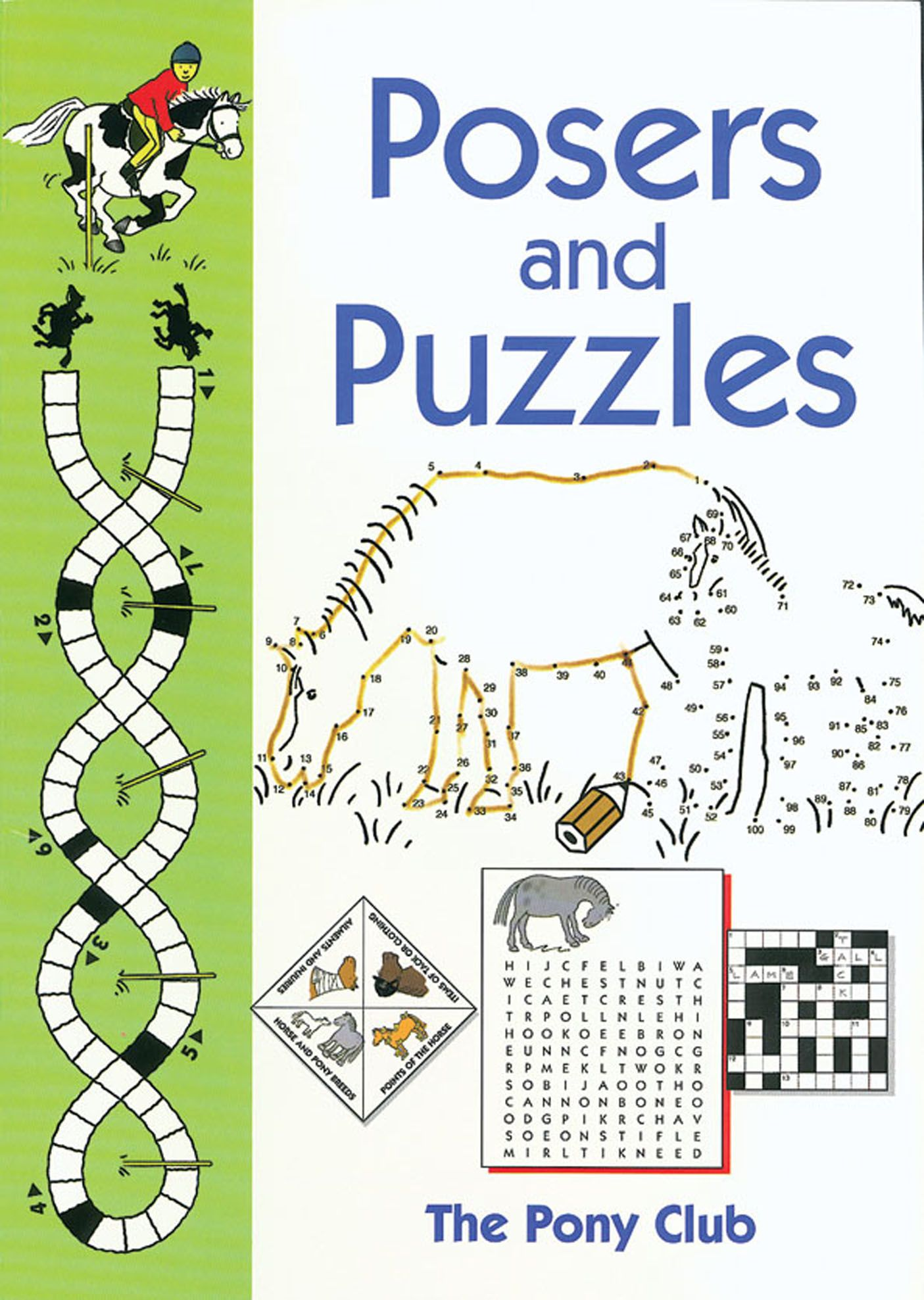 Posers And Puzzles By The Pony Club