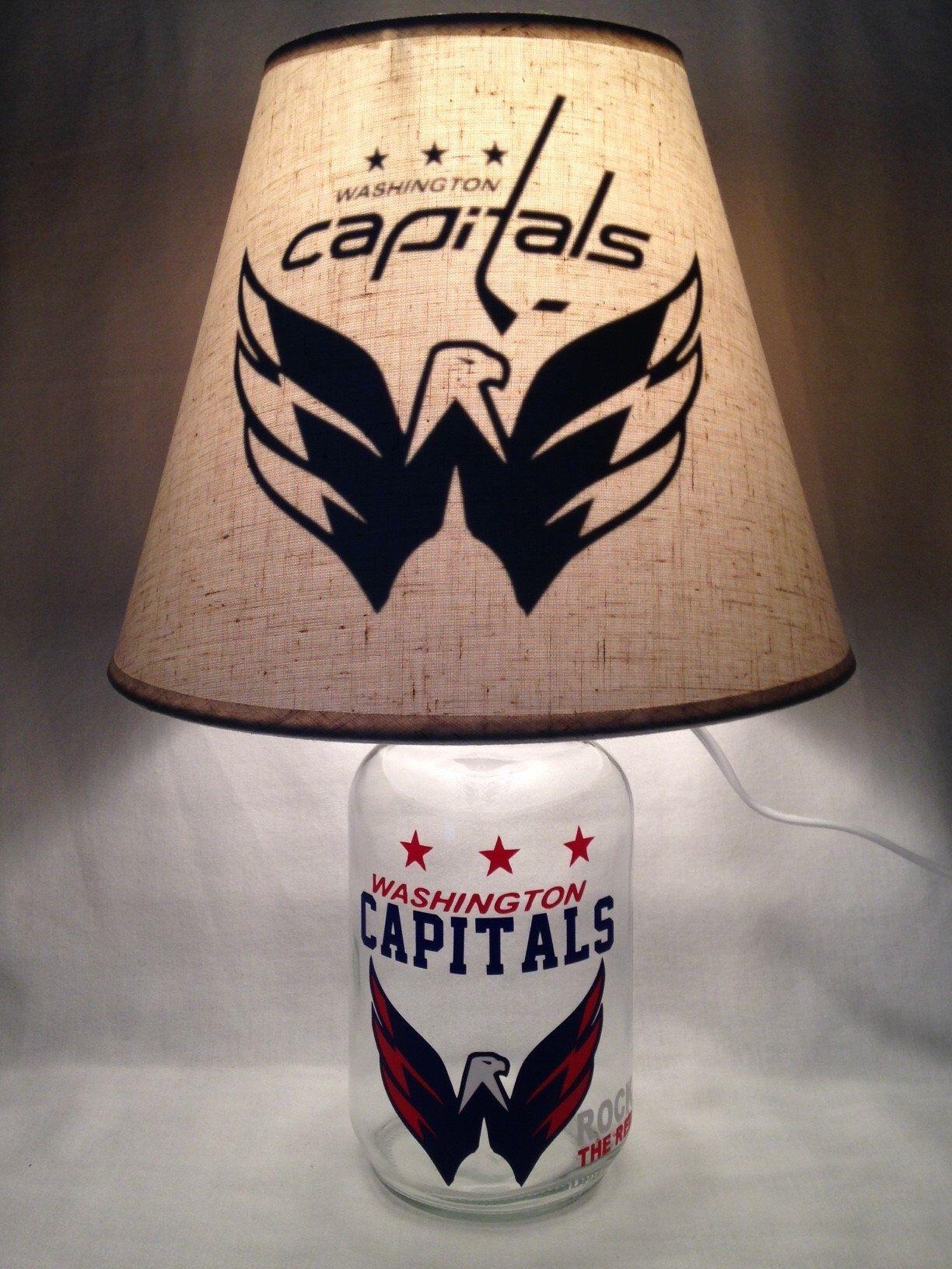 Washington Capitals night light