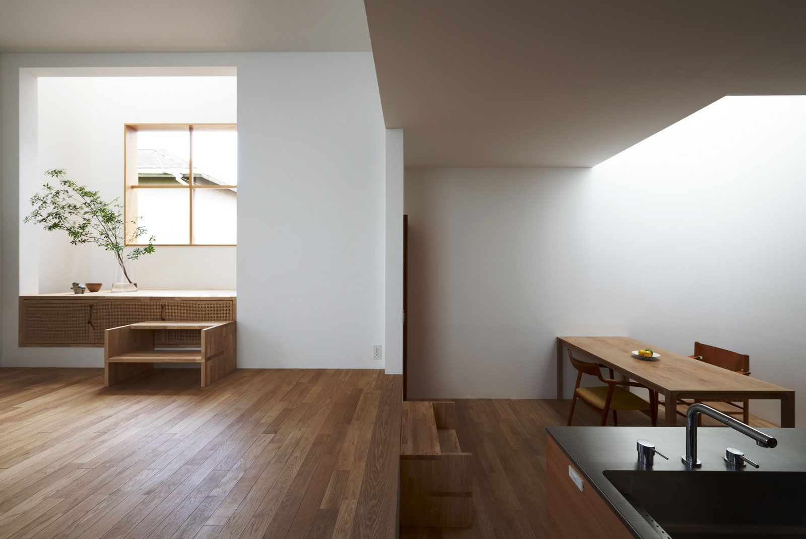 Interior, Japan Eco Friendly House with Maximum Comfort: Japanese ...