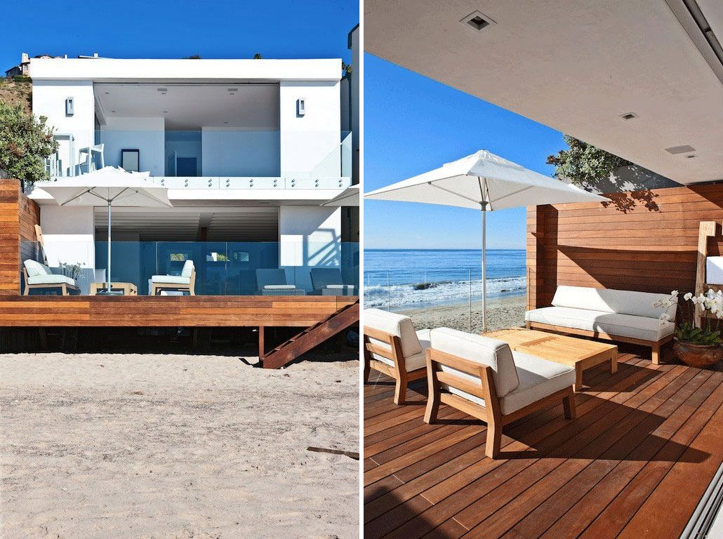 21562 PCH Was Completed In 2010 By Owen Dalton OTD Design U0026 Development,  And Is Located In Malibu, California. This Compact Beachfront Home Has  Spectacular ...