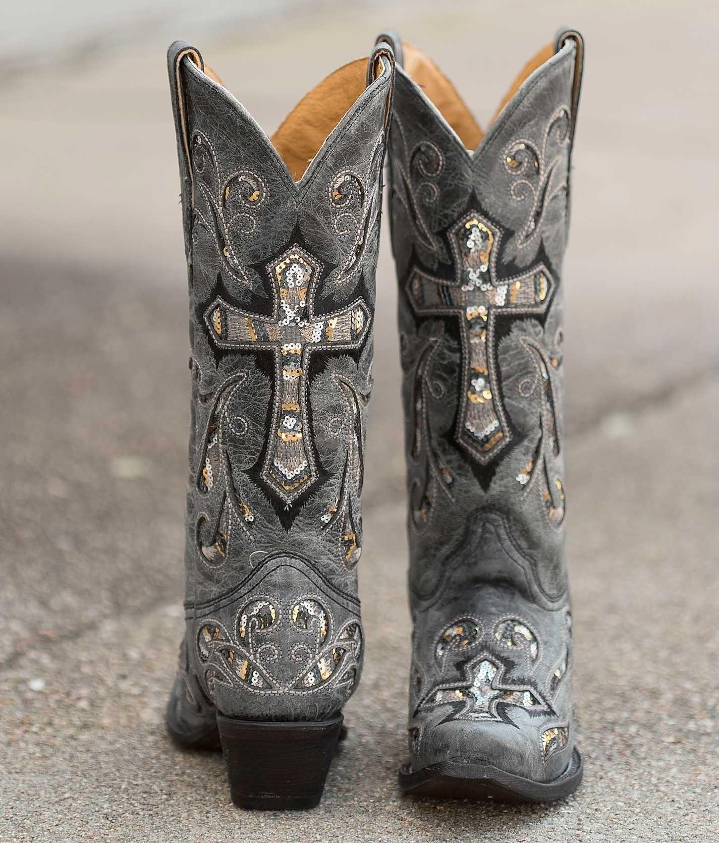 59b0360ebbdac Corral Scarlett Cowboy Boot - Women's Shoes | Buckle | Cowgirl Boots ...
