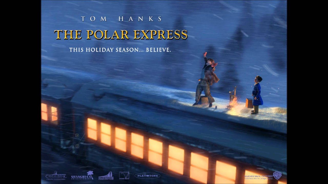 4 Do You Believe In Ghost The Polar Exress Complete Edition Polar Express Polar Express Movie The Polar Express 2004