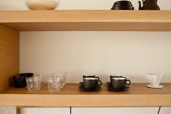 Căn bếp mộc khiến bà nội trợ nào cũng ao ước