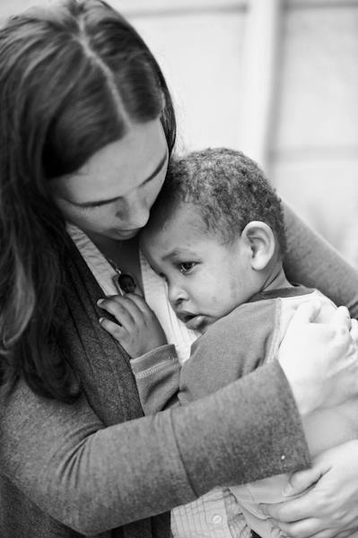 international adoption single woman