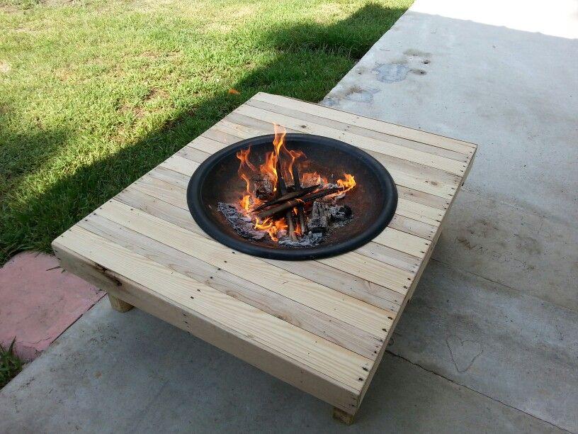 Pallet Fire Pit - Pallet Fire Pit Outside Ideas In 2018 Pinterest Pallet Fire