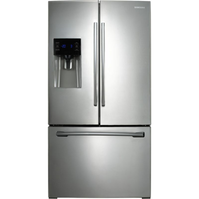 Samsung Rf263beae French Door Refrigerator French Doors