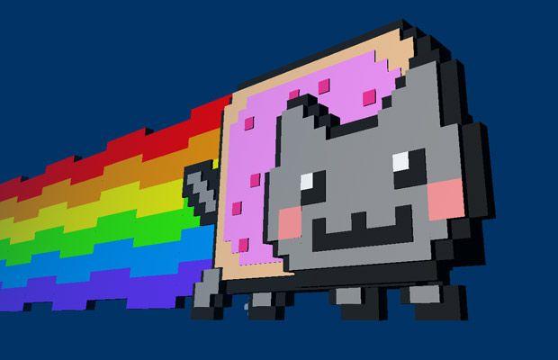 Nyan Cat Game Unblocked At School