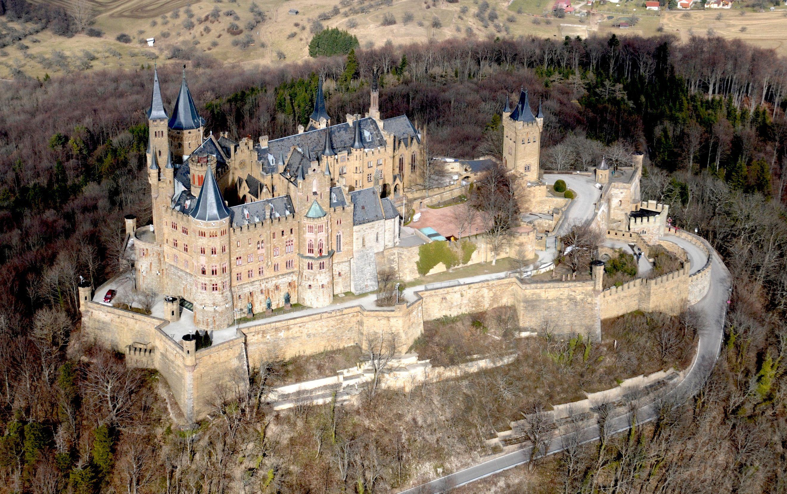 Burg Hohenzollern Hohenzollern Castle Germany Castles Castle