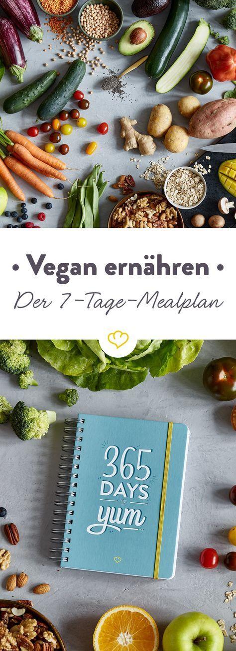 Photo of 7 Tage vegan leben: Dein Einstieg in die pflanzliche Ernährung