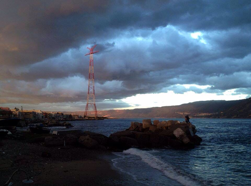 Torre Faro-stretto di Messina
