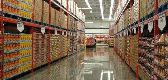 Inside Employee Owned Winco Foods Stores The Wall Of Values Is An