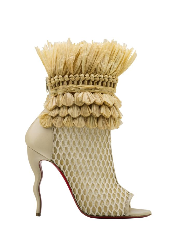 660d9dd9ba1 Christian Louboutin RTW Spring 2016 Expensive Shoes