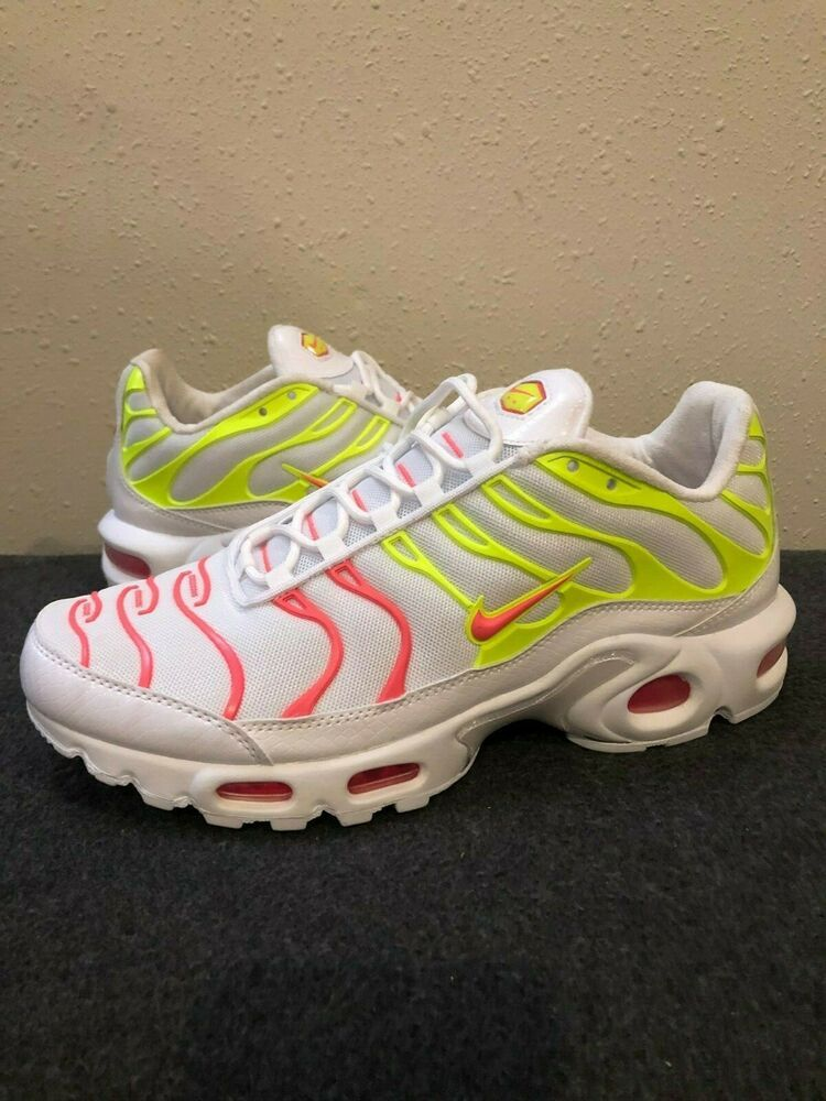 Plus Punch 9 5White Orange Tn Nike Max Women'ssize Air Volt xCoBerd