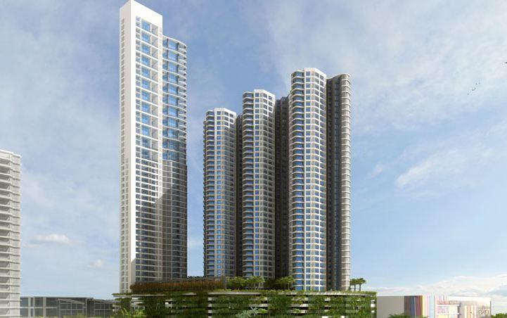 Lodha Fiorenza 1 Hotel Skyscraper Floor Plans