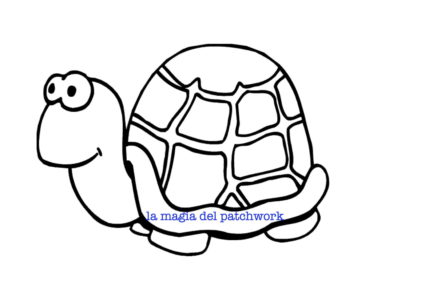 La Tortuga Plantilla Para Imprimir Turtle Coloring Pages Coloring Pages Cute Coloring Pages