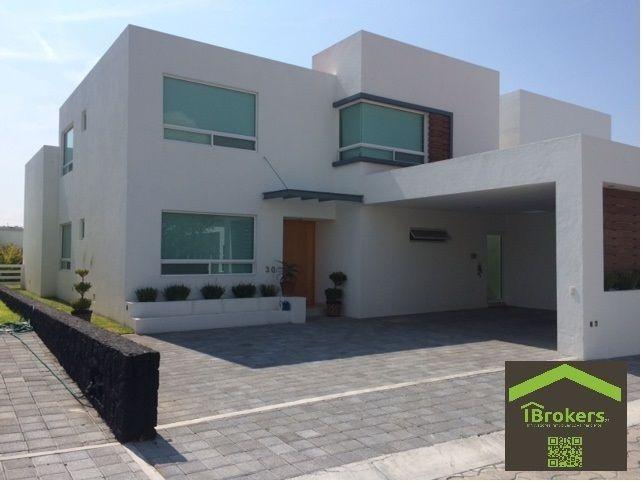Casa en venta en juriquilla muy exclusiva en privada for Casas modernas juriquilla