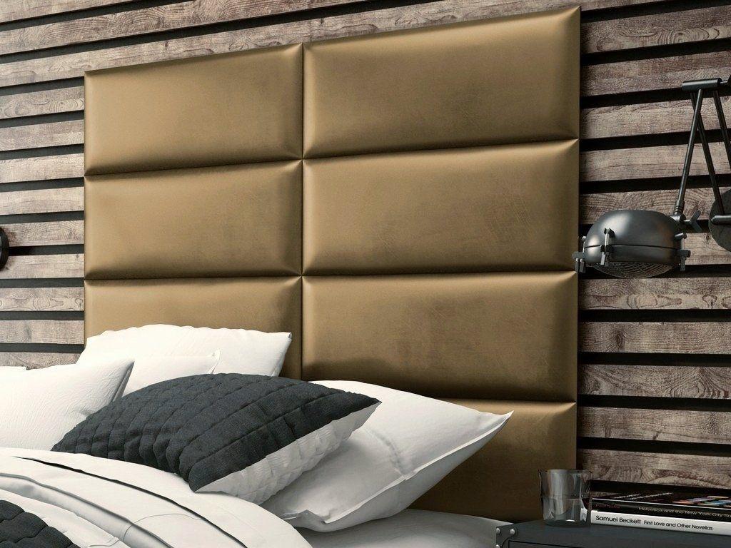 Amazon Queen Bleu vant upholstered headboards - accent wall panels - packs of