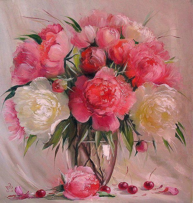 Zeichnungen Blumen