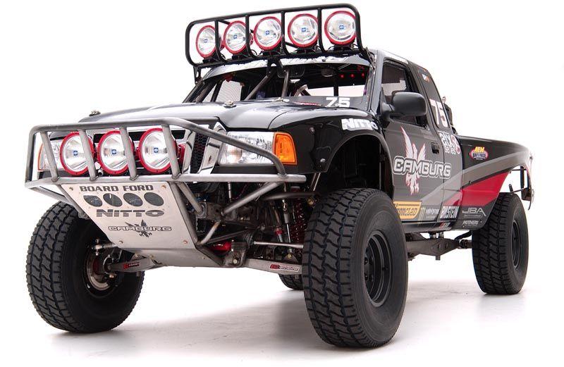Ford Ranger Prerunner by Camburg, | Jeep wrangler | Ford ranger