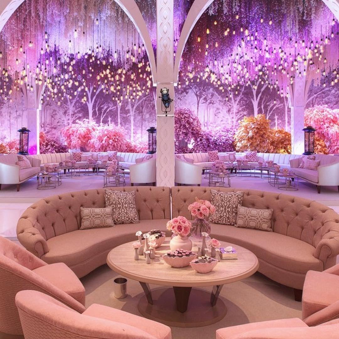Wedding room decoration ideas  what a gorgeous setup x   Event Design  Pinterest  Event design
